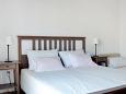 ložnice 12 m2, počet lůžek 3 (dvojlůžko, jednolůžko)