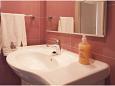 koupelna 5 m2, sprchovací kout