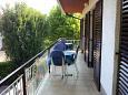 balkón 13 m2
