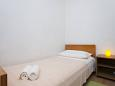 ložnice 6 m2, počet lůžek 1 (jednolůžko)