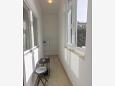 balkón 3 m2