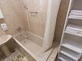 koupelna 4 m2, vana