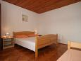 ložnice 16 m2, počet lůžek 3 (dvojlůžko, jednolůžko)