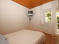 ložnice 10 m2, počet lůžek 2 (dvojlůžko)