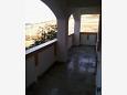 balkón 9 m2, výhled na moře