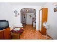 obývací pokoj 13 m2, počet lůžek 2 (pohovka)