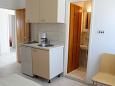kuchyně 2 m2, vybavení: