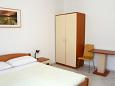 ložnice 11 m2, počet lůžek 2 (dvojlůžko)