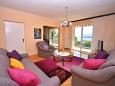 obývací pokoj 15 m2, počet lůžek 1 (pohovka)