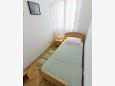 ložnice 4 m2, počet lůžek 1 (jednolůžko)