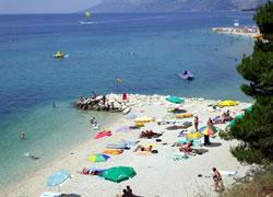 Chorvatsko - Baška Voda