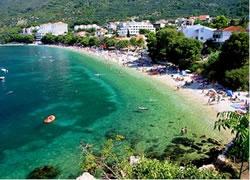 Gradac Chorvatsko dovolená