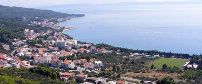 Gornji Tučepi Chorvatsko