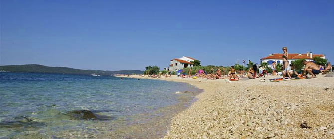 Bibinje - Chorvatsko dovolená