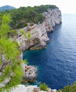 Dugi Otok - ubytování
