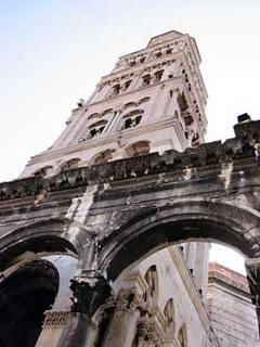 Diokleciánův palác - Split (Chorvatsko)