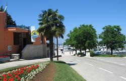 Ubytování Funtana - Istrie