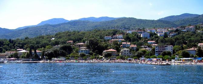 Ičići - Chorvatsko apartmány