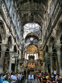 Katedrála sv. Jakuba v Šibeniku