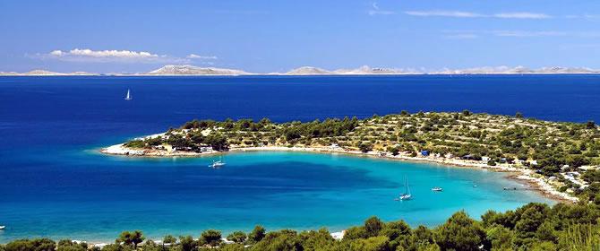 Ostrov Murter - Chorvatsko