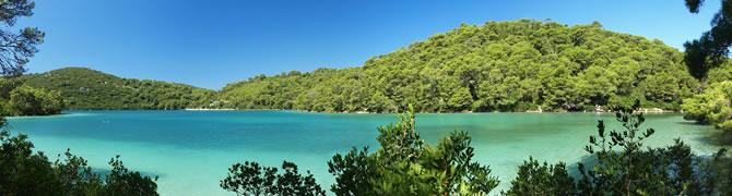 Národní park Mljet - Chorvatsko