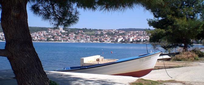 Ostrov Čiovo - Chorvatsko