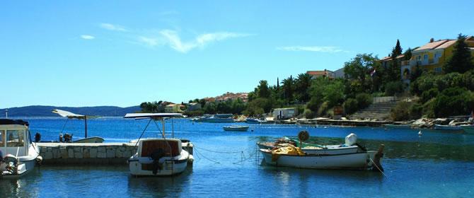Okrug Gornji - Chorvatsko ostrovy