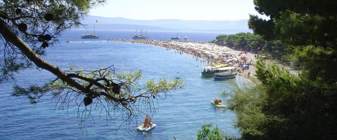 Levné ubytování na chorvatských ostrovech