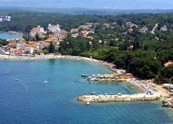 Ostrov Krk - Chorvatsko