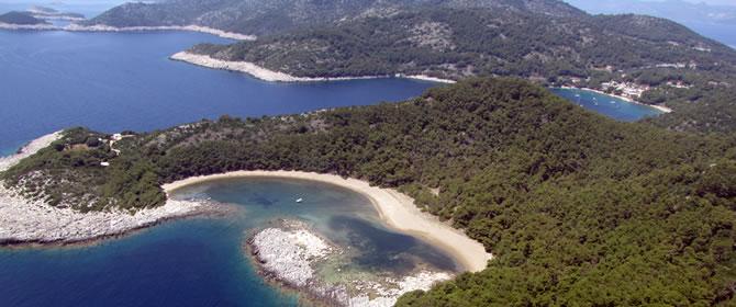 Nejvýznamnější chorvatské ostrovy