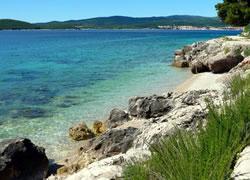 Poloostrov Pelješac Chorvatsko