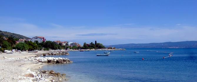 Chorvatsko dovolená