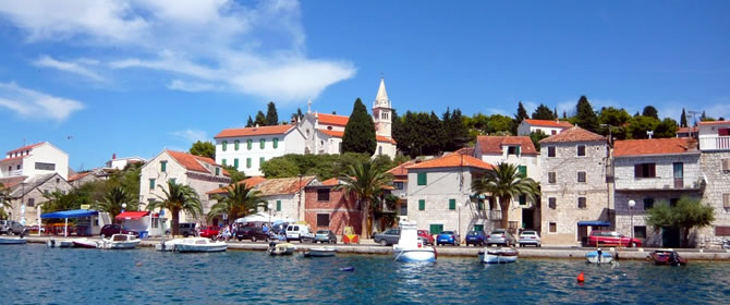 Rogoznica - Chorvatsko