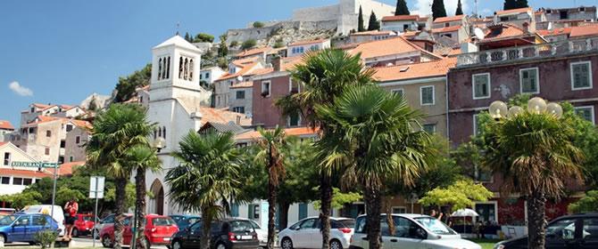 Šibenik - Severní Dalmácie (Chorvatsko 2012)