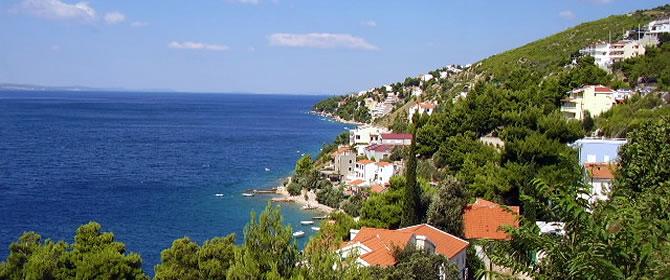Staniči Chorvatsko dovolená