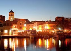 Chorvatsko Vodice ubytování