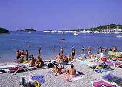 Vrsar ubytování Chorvatsko
