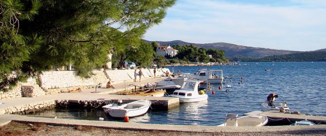 Žaborić Chorvatsko ubytování