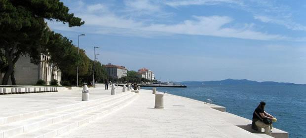 Zadar - Severní Dalmácie (Chorvatsko 2012)
