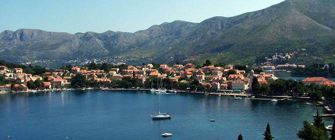 Cavtat Chorvatsko ubytování