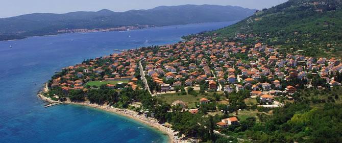 Orebič - Chorvatsko levně