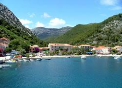 Trstenik - Chorvatsko dovolená