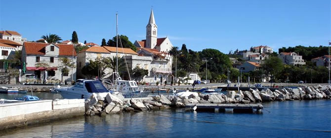 Chorvatsko - Sumartin ostrov Brač