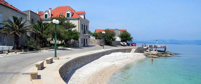 Sutivan - ostrov Brač