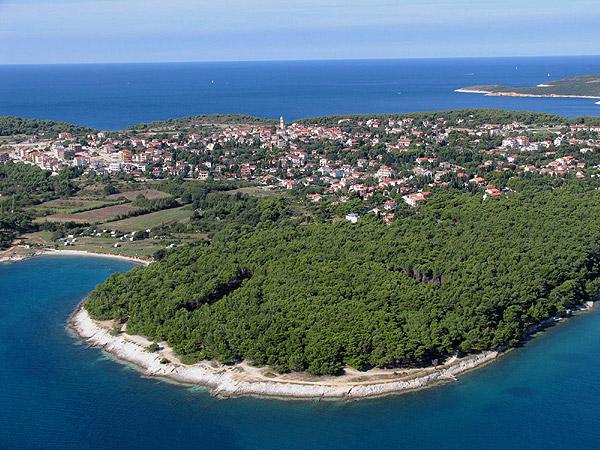 Premantura Istrie dovolená