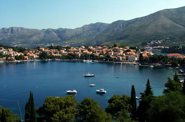Cavtat Chorvatsko dovolená