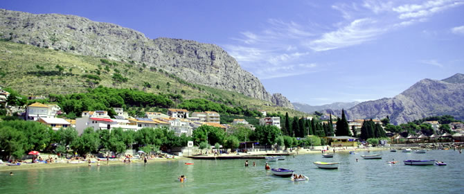 Duće - Chorvatsko dovolená