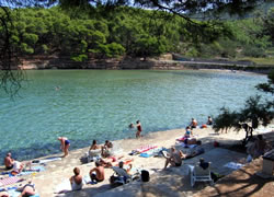 Ostrov Hvar - Jelsa Chorvatsko