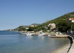 Kučište - Chorvatsko dovolená