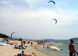 Viganj - windsurfing